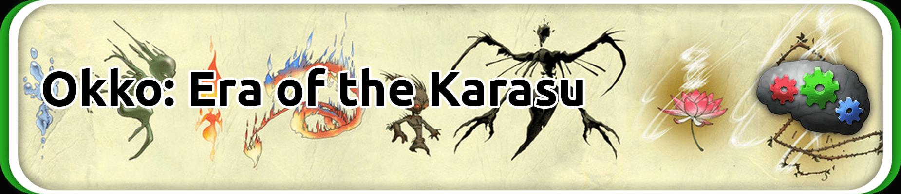 Okko Era of the Karasu